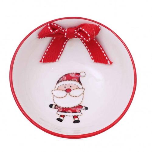 کاسه بابانوئل کریسمس kadopich