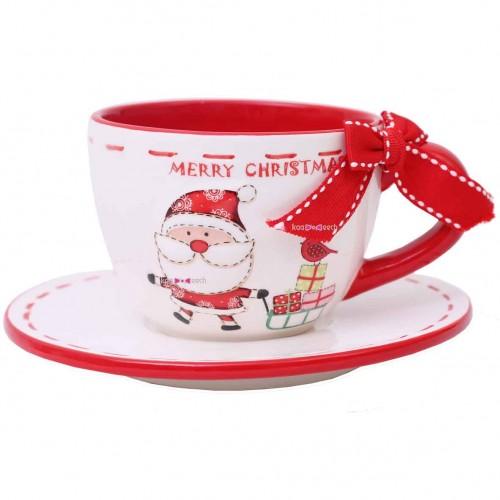 فنجان بزرگ کریسمس در کادوپیچ